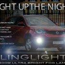 SsangYong Korando Xenon Driving Lights Fog Lamps Kit