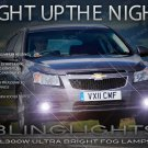 2008-2014 Holden Cruze Xenon Foglamps Drivinglights Kit Sedan Hatch