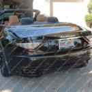 Maserati GranTurismo Tail Light Tinted Overlays Kit Smoked Gran Turismo Lamp Lense Protection Film