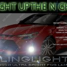 2014 2015 2016 Scion tC Xenon Fog Lamps Driving Lights Kit