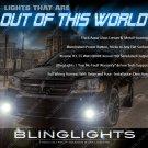 2011 2012 2013 2014 Dodge Avenger Fog Lamps Driving Lights Kit Xenon