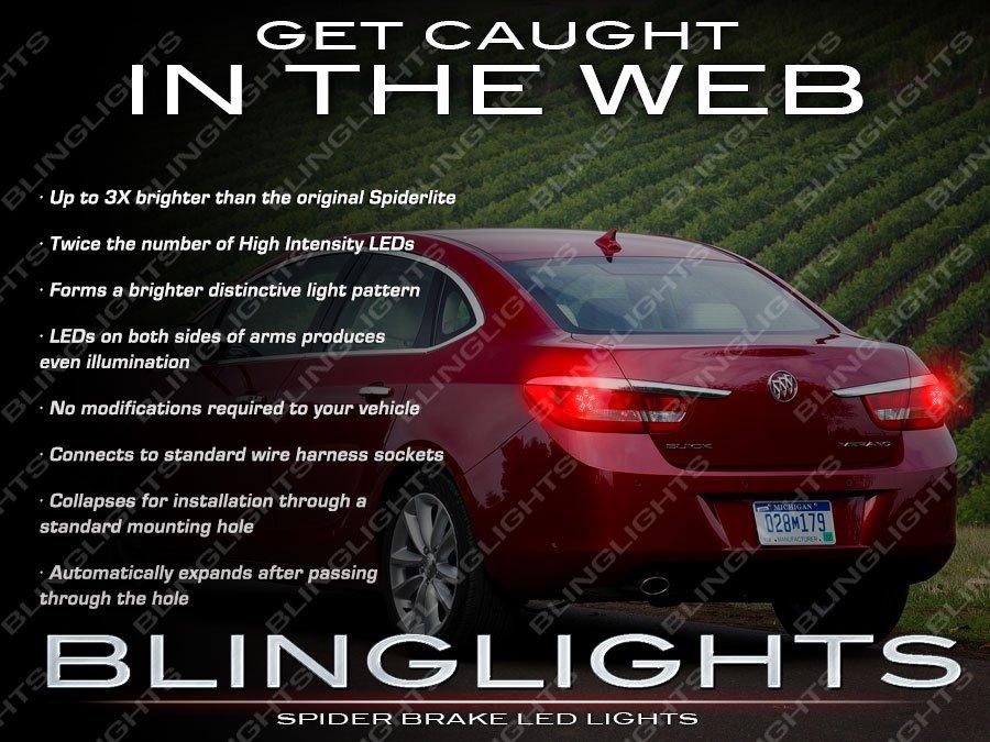 Holden Astra White LED Spider Taillamp Custom Light Bulbs Set