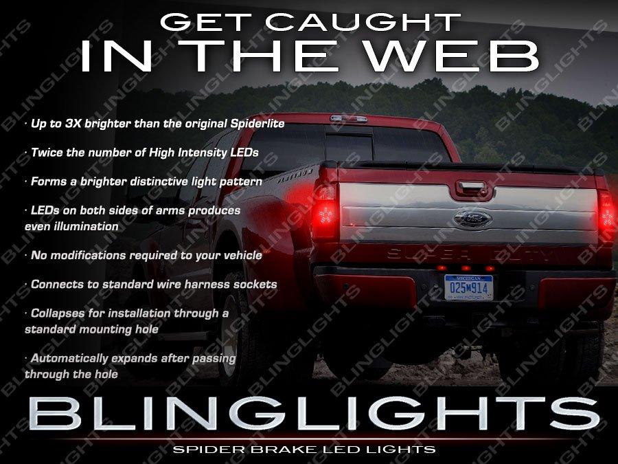 Ford Super Duty Custom White LED Tail Lamp Spider Light Bulbs F-250, F-350 F-450 F-550 F-650 F-750