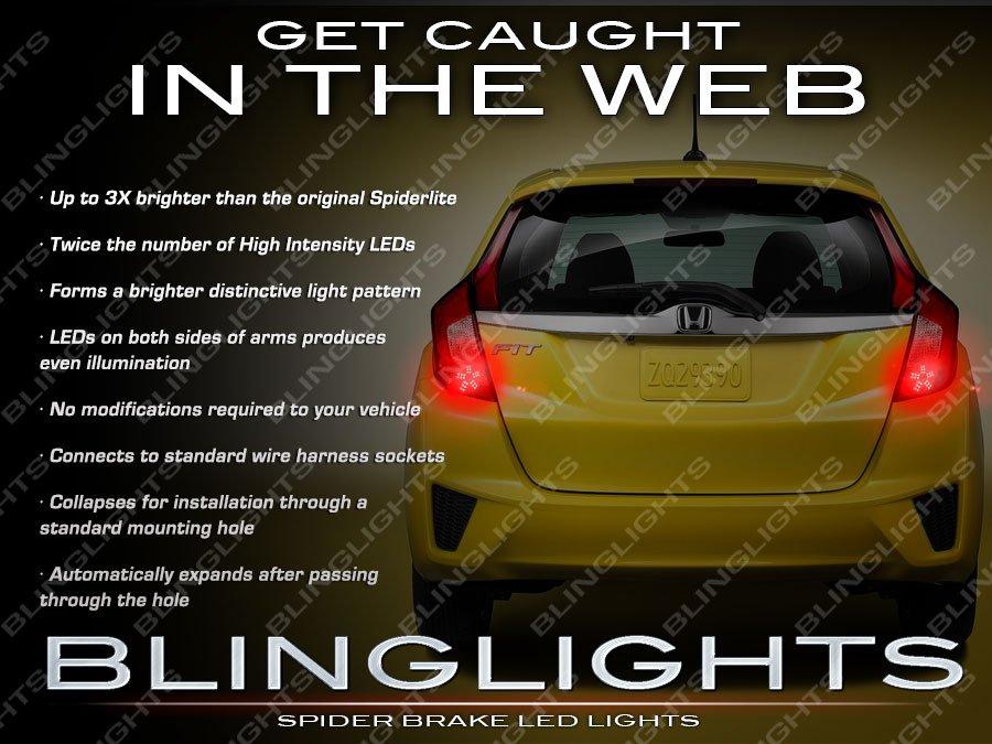 Honda Fit White Custom LED Tail Lamp Replacement Spider Light Bulbs