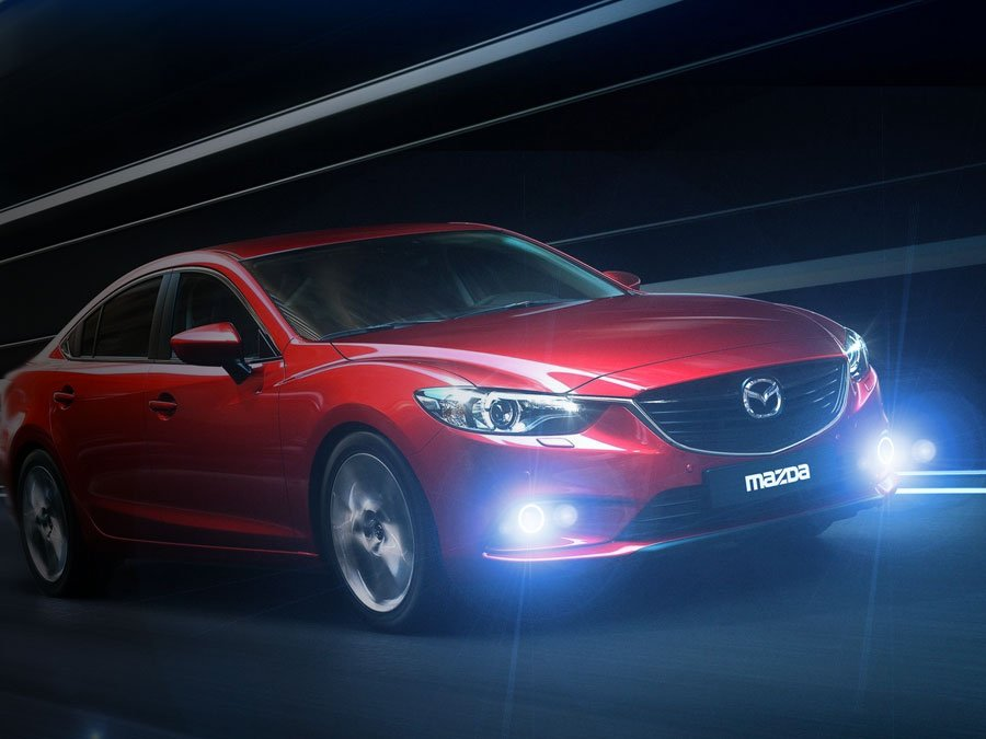 2013 2014 2015 Mazda6 Xenon Foglamps Drivinglights Kit