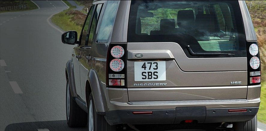 Land Rover Discovery Tinted Taillamp Covers Taillight Smoked Overlays I II LR3 LR4 2 3 4