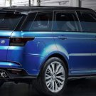 Range Rover Sport Smoked Tail Light Overlays Mudered Out Lamp Covers