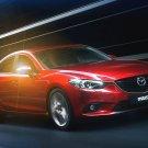 Mazda6 LED Side Mirrors Turnsignal Lamps Power Blinker Lights