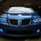 Holden VE Commodore SSV Special Edition White Halo Fog Lamp Driving Light Kit