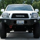 2005-2015 Toyota Tacoma All Pro Bumper PIAA Fog Lamp Kit