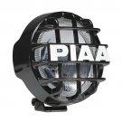 "PIAA 510 Star White 4"" Round Driving Light 73504 Single Lamp Enclosure"