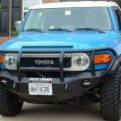 Toyota FJ Cruiser Road Armor Titan Bumper PIAA 510 Light Kit