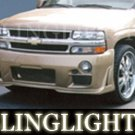 2000-2006 Chevrolet Tahoe Erebuni Body Kit Bumper Fog Lamps