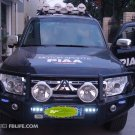 PIAA LED DRL Daytime Running Lamp Kit for Mitsubishi Montero