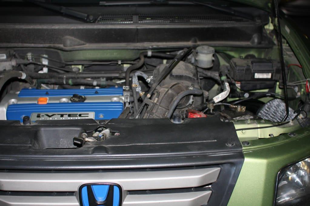 2003-2011 Honda Element Performance Engine Air Intake Motor Kit
