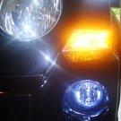 2007 2008 2009 2010 Jeep Patriot Xenon Foglamps Drivinglights Kit