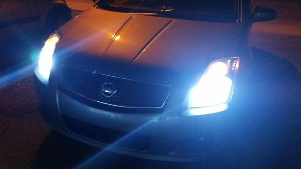 2007-2012 Nissan Sentra B16 55W Xenon HID Conversion Kit
