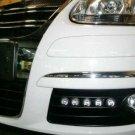 PIAA VW Golf LED DRL 6000K Daytime Running Lamp Kit