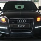 PIAA Audi Q7 Q5 Q3 Allroad LED DRL 6000K Daytime Running Lamp Kit