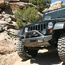 Jeep Wrangler JK Stubby Shrockworks Bumper PIAA 510 Light Kit