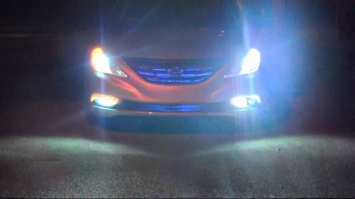 Hyundai Sonata Xenon HID Headlight Headlamp 55w Conversion Kit