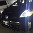 Toyota Prius HID Simulated Head Lamp Halogen Light Bulbs Set