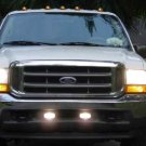 1999-2007 Ford Super Duty Fog Lamps Lights F-250 F-350 F-450 F-550