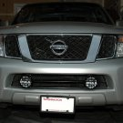 Nissan Pathfinder PIAA 510 Bumper Grille Driving Lights Kit