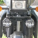 Suzuki KLX400 PIAA 510 Star White Driving Lamps Lights