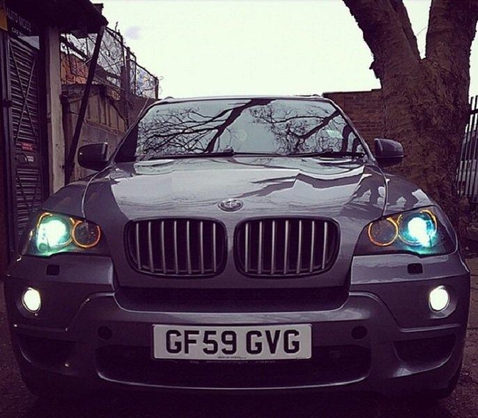 2007 2008 2009 2010 2011 2012 BMW X5 E70 Replacement Xenon