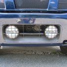 Nissan Titan PIAA 510 Driving Lamps Bumper Grille Light Kit