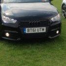 Audi A1 Xenon Fog Lamps Driving Lights Kit