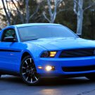 2010 2011 2012 Ford Mustang V6 Fog Lamps Club of America Rapid Spec 203A Package