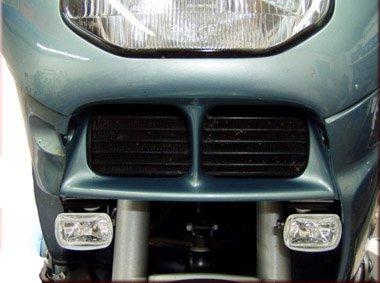 BMW R1150RT Hella Fog Lamps Driving Lights Kit