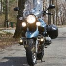 BMW R1100R R1150R R1200R Halo Driving Light Fog Lamp Kit