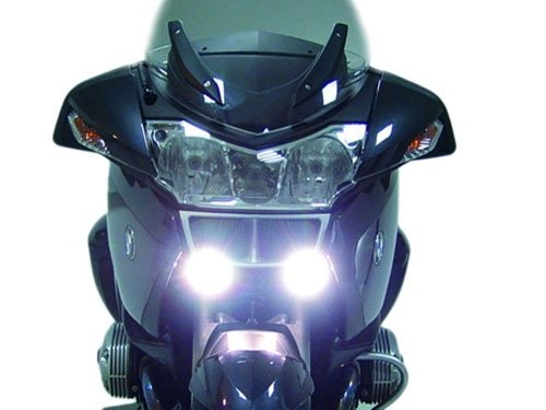 BMW R1200RT Hella Driving Lights Fog Lamps Kit