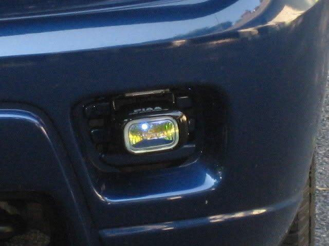 2004-2012 Chevrolet Colorado Fog Lamps Driving Lights Kit