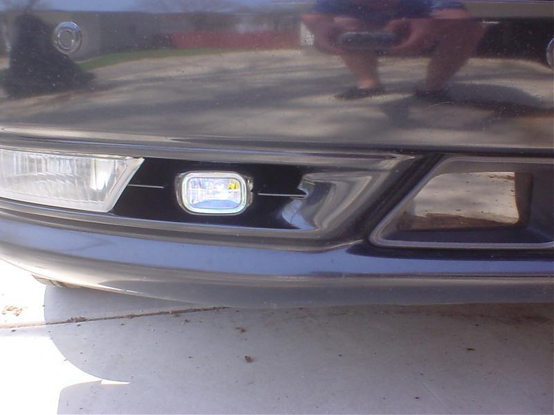 2001-2006 Lexus LS430 Xenon Fog Lamps Driving Lights Kit
