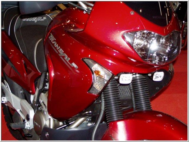 Honda Transalp Hella Driving Lights Fog Lamps XL400V XL600V XL650V XL700V