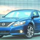 2016 2017 Nissan Altima Xenon Fog Lamps Driving Lights Kit