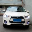 2013-2016 Mitsubishi ASX Halo Angel Eye Fog Lamps Lights