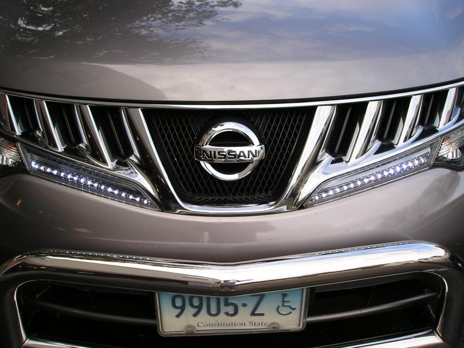 Nissan Dualis LED DRL Light Strips Headlamps Headlights Day Time Running Lamps Strip Lights