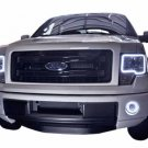 2009-2014 Ford F150 Halo Fog Lamp Driving Light Kit F-150 Angel Eye