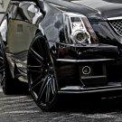 2010-2014 Cadillac CTS-V Non-Halo Fog Lamp Driving Light Kit