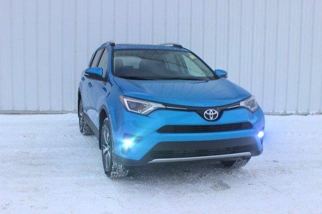 2016 2017 2018 Toyota Rav4 Xenon Fog Lamps Driving Lights Kit
