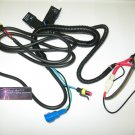 9005 9006 HID Conversion Kit Universal Relay Wiring Harness