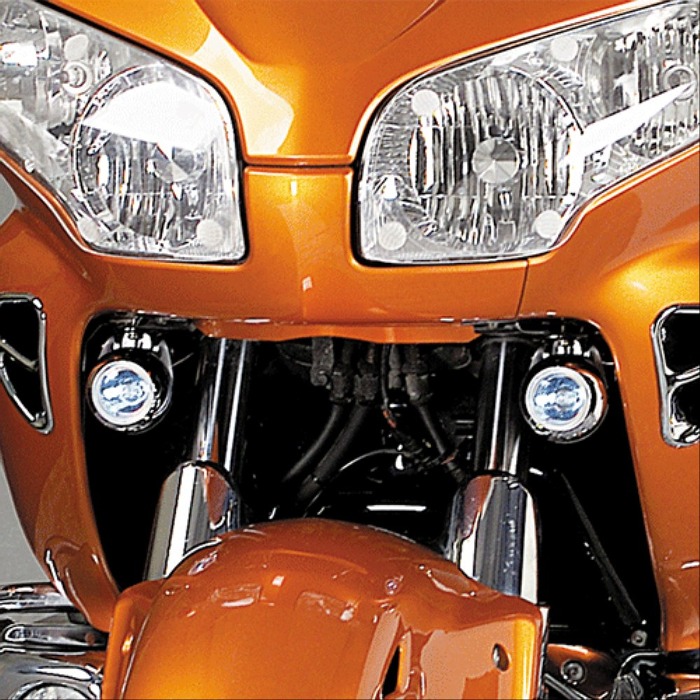 Honda GoldWing GL1800 PIAA 1100x Driving Lights Auxiliary Lamp Kit