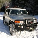 Toyota FJ Cruiser ARB Bumper Halo Fog Lamps Angel Eye Lights