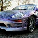 Angel Eye Fog Lights for 2000-2005 Mitsubishi Eclipse Erebuni Body Kit