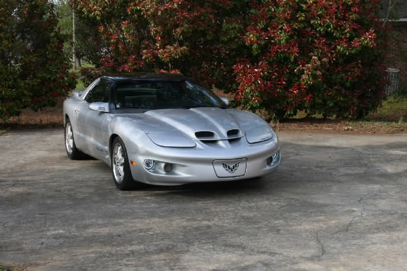 Pontiac Firebird Trans Am Formula WS6 Angel Eye Fog Lights Driving Lamps